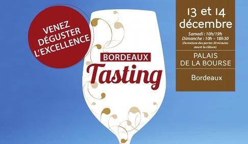 iWine présent au Bordeaux Tasting les 14 et 15 décembre 2014